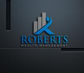 Roberts Wealth Management Logo - Entry #194