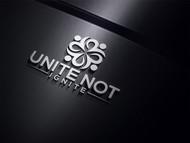 Unite not Ignite Logo - Entry #230