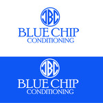 Blue Chip Conditioning Logo - Entry #145