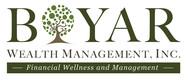 Boyar Wealth Management, Inc. Logo - Entry #105