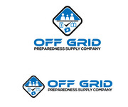 Off Grid Preparedness Supply Company Logo - Entry #56