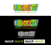 Udicci.tv Logo - Entry #128