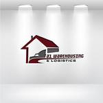 A1 Warehousing & Logistics Logo - Entry #34