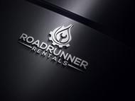 Roadrunner Rentals Logo - Entry #101