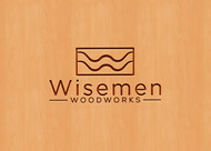 Wisemen Woodworks Logo - Entry #174