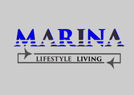 Marina lifestyle living Logo - Entry #130
