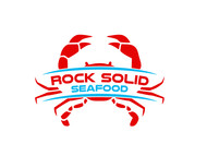 Rock Solid Seafood Logo - Entry #203