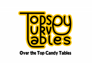 Topsey turvey tables Logo - Entry #157