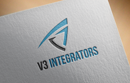 V3 Integrators Logo - Entry #227