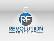 Revolution Fence Co. Logo - Entry #351