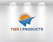 Tier 1 Products Logo - Entry #492