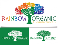 Rainbow Organic in Costa Rica looking for logo  - Entry #199