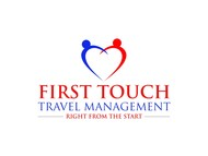 First Touch Travel Management Logo - Entry #98