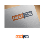 Next Dot Logo - Entry #424
