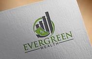 Evergreen Wealth Logo - Entry #174