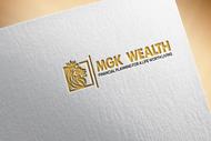 MGK Wealth Logo - Entry #308