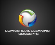 Commercial Cleaning Concepts Logo - Entry #70