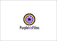 Purple Iris Films Logo - Entry #136