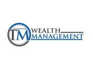 T.M. Wealth Management Logo - Entry #112