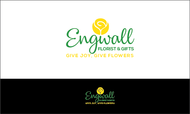 Engwall Florist & Gifts Logo - Entry #116