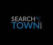 search the town .com     or     djsheil.com Logo - Entry #9