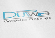 Durweb Website Designs Logo - Entry #178