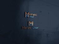 Meraki Wear Logo - Entry #24