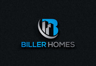 Biller Homes Logo - Entry #125