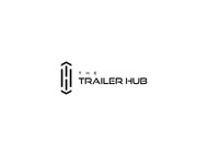 The Trailer Hub Logo - Entry #314