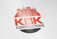 KBK constructions Logo - Entry #33