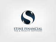 Stine Financial Logo - Entry #117