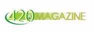 420 Magazine Logo Contest - Entry #83