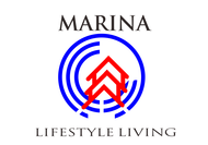 Marina lifestyle living Logo - Entry #72