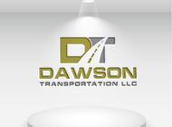 Dawson Transportation LLC. Logo - Entry #217