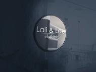Lali & Loe Clothing Logo - Entry #96