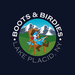 Boots and Birdies Logo - Entry #46