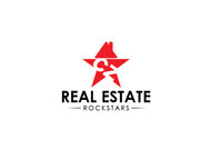 CZ Real Estate Rockstars Logo - Entry #173