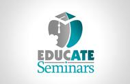 EducATE Seminars Logo - Entry #32