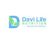 Davi Life Nutrition Logo - Entry #834