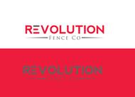 Revolution Fence Co. Logo - Entry #7