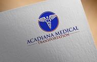 Acadiana Medical Transportation Logo - Entry #19
