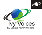 Logo for Ivy Voices - Entry #126