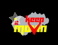Keep It Movin Logo - Entry #354