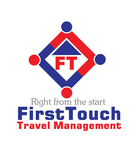 First Touch Travel Management Logo - Entry #50
