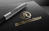 Revolution Fence Co. Logo - Entry #325