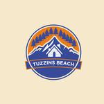 Tuzzins Beach Logo - Entry #179