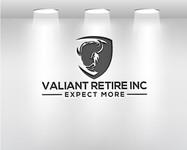 Valiant Retire Inc. Logo - Entry #359