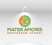 Mater Amoris Montessori School Logo - Entry #107