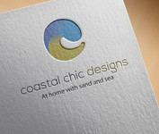 Coastal Chic Designs Logo - Entry #3