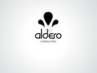 Aldero Consulting Logo - Entry #159